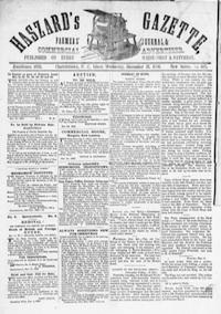 Haszard's Gazette